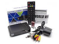 World Vision T65 цифровой эфирный тюнер DVB-T/Т2, фото 1