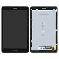 Дисплей Huawei MediaPad T3 8.0 (KOB-L09), черный, с сенсорным экраном