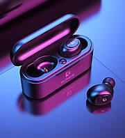 Блютуз безпровідні навушники + зарядка FLOVEME №975