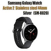 Смарт часы Samsung Galaxy Watch Active2 Stainless steel 44mm Silver (SM-R820NSSAXEO)