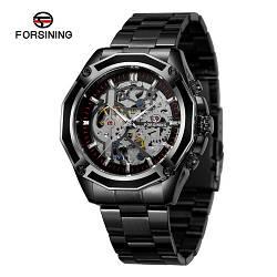 Forsining 8130 Black-Silver