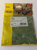 """NOCH 07204 - Набор листвы  """" зеленой """"  для создания ланшафтных дизайнов, масштаба  G, 0, H0, TT, N, Z"""