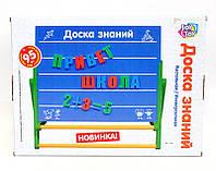 """""""Доска Знаний"""" двусторонняя, 95 деталей, фото 1"""