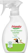 Органическое очищающее средство для детской комнаты и игрушек Friendly organic 250 мл