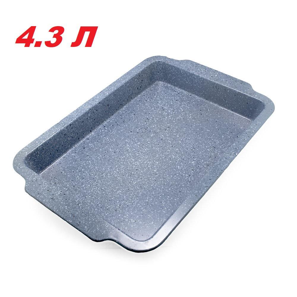 Противень с гранитным покрытием для запекания пищи UNIQUE UN-1724