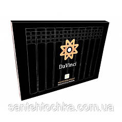 Радиатор DaVinci биметаллический Bi 500/100 (секция 200 Вт.,1.71 кг. 35 бар.)