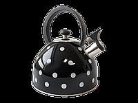 Чайник зі свистком GUSTO GT-1402-25/3  2.5л