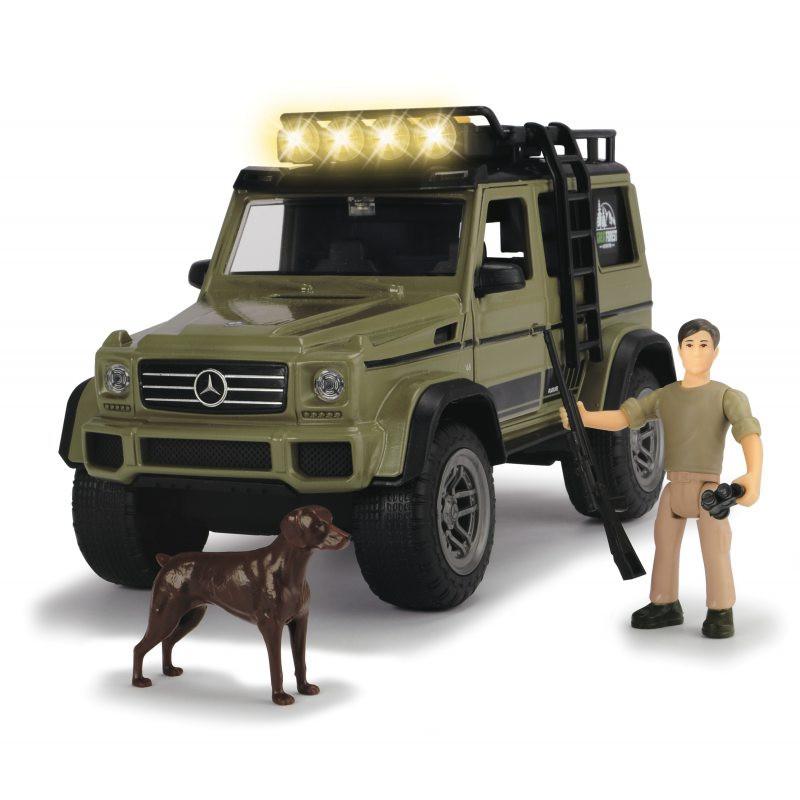 Машина для охоты Mercedes-Benz Dickie 3834002