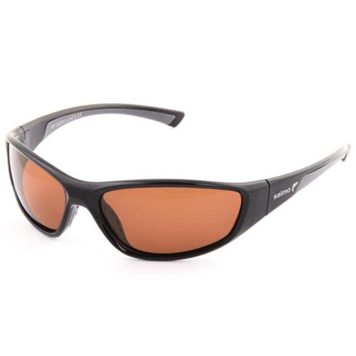 Поляризаційні окуляри Salmo 01 (полікарбонат, лінзи коричневі)