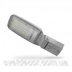 Консольный светильник LED фонарь уличный VIDEX 30W 5000К IP65 (поворотный)