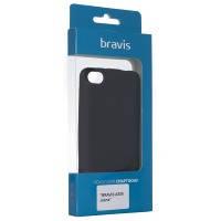 Чехол для сматф. BRAVIS A509 Jeans - Shiny (Gold)