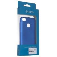 Чехол для сматф. BRAVIS A510 Jeans 4G - Shiny (Blue)