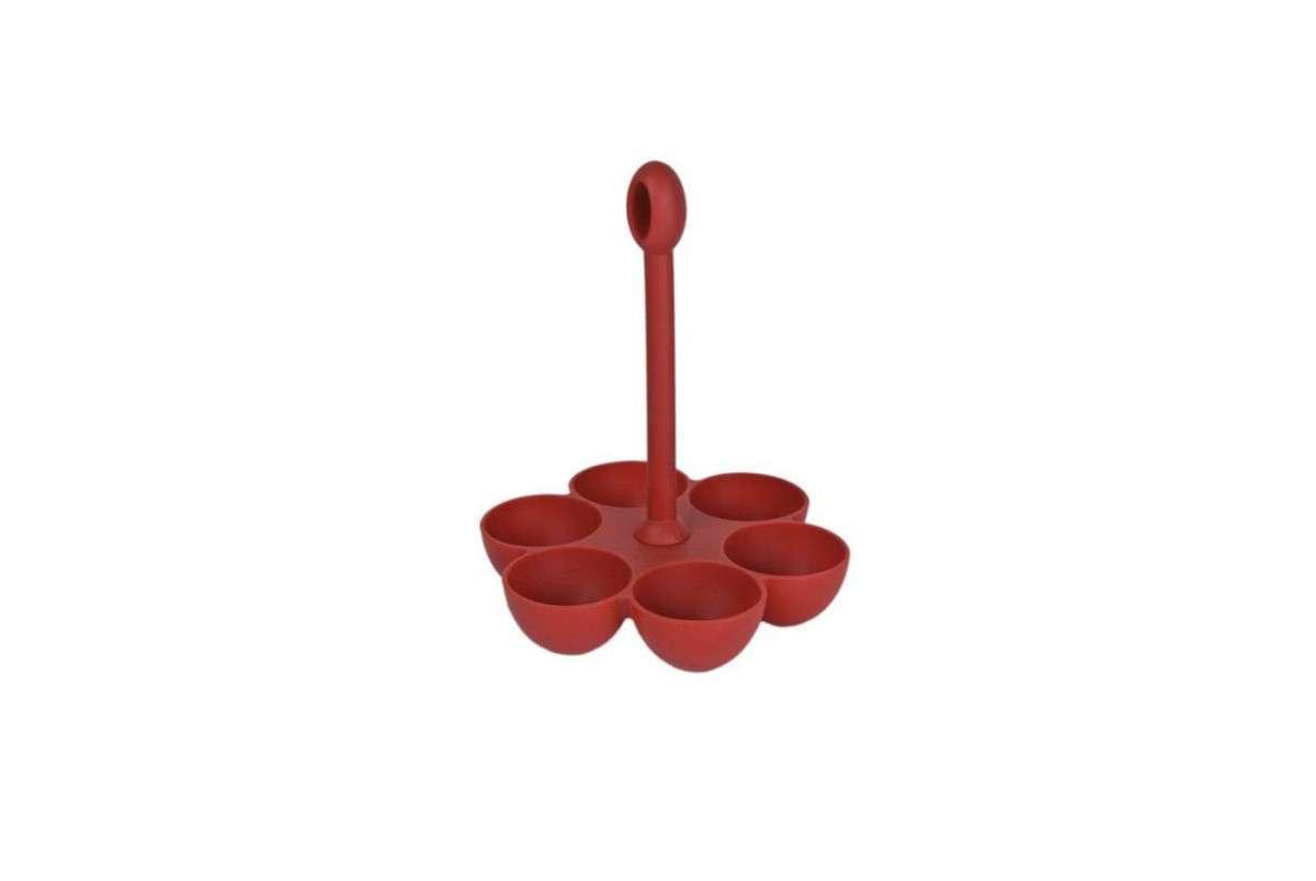 Форма для варки яиц 6 шт Granchio VZ-88420