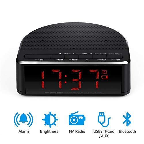 Многофункциональные часы с радио, Bluetooth и USB Port