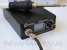 Паяльная станция Quicko T12 - 952 STC 108 Вт на жалах Hakko T12