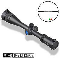 Прицел оптический VT-R 6-24x42 AOE-Discovery