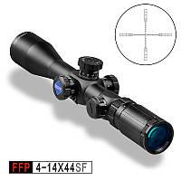 Прицел оптический FFP 4-14x44 SFRLIR- Discovery