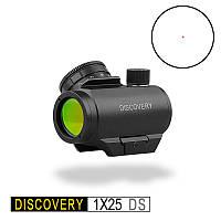 Прицел коллиматорный 1x25 DS- Discovery