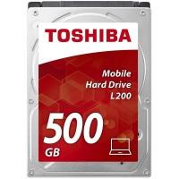 Жесткий диск TOSHIBA для ноутбука 500Gb 5400rpm 8Mb SATAII HDWK105UZSVA