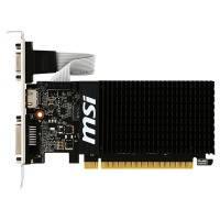 Видеокарта MSI 2Gb DDR3 64Bit GT 710 2GD3H LP PCI-E