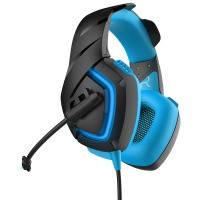 Гарнитура IT OMEGA VARR Headset OVH-5050 Hi-Fi Led Blue