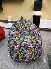 Кресло-овал (ткань Оксфорд), размер 130*100 см