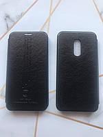 Чехол-книжка Top-Fashion для Xiaomi Redmi Note 4 / Note 4X Чёрный