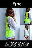 Женская стильная блуза ИО105