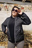 Двусторонняя куртка на синтепоне 200