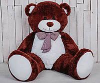 Большая мягкая игрушка мишка Yarokuz Билли 150 см Шоколадный, фото 1