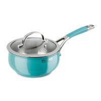 Ковш RONDELL RDS-716 Turquoise с/кр 16 см 1,5 л