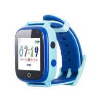 Смарт часы ERGO GPS Tracker Color C020 - Детский трекер (Blue)