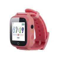 Смарт часы ERGO GPS Tracker Color C020 - Детский трекер (Pink)
