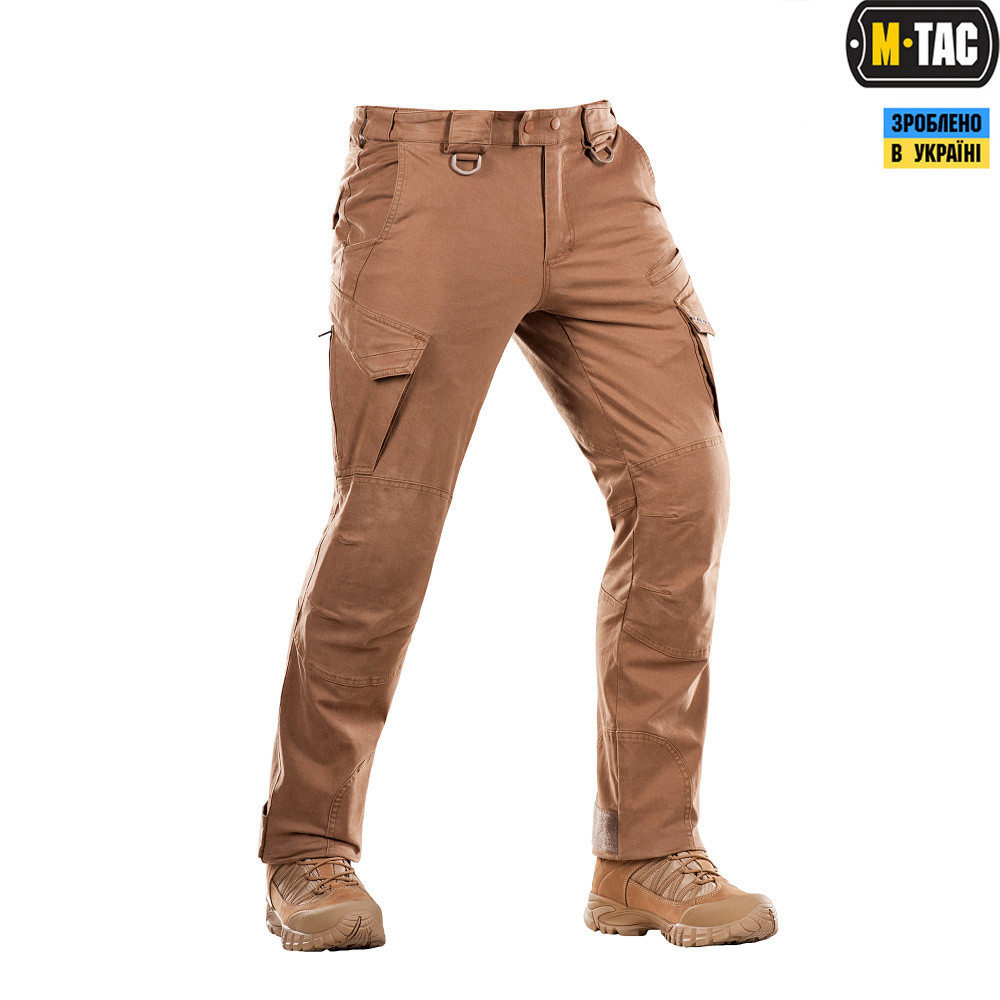Штани M-Tac Aggressor Vintage Coyote Brown Size XS