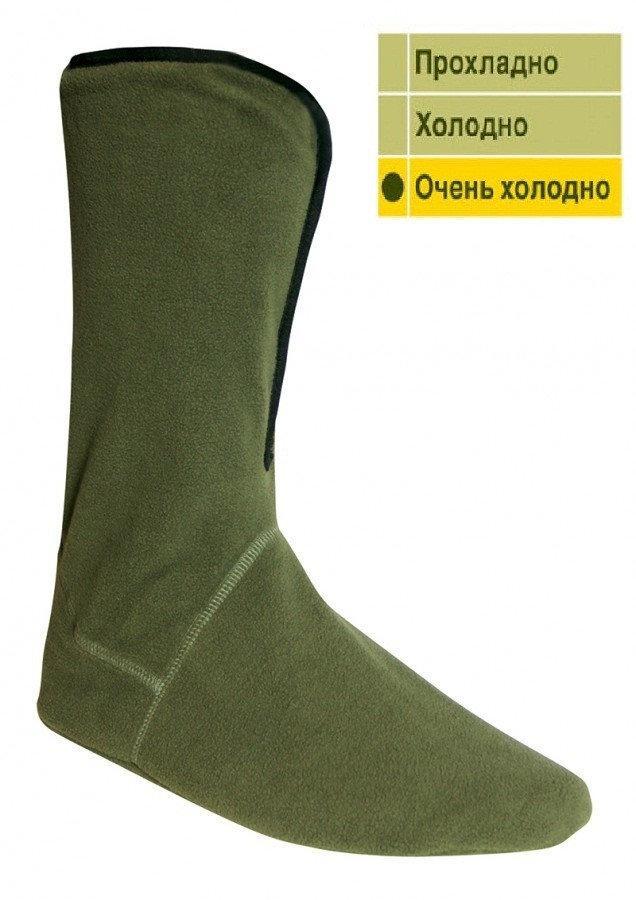 Флисовые термо носки Cover Long Norfin