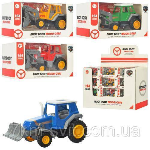 Трактор 222-3