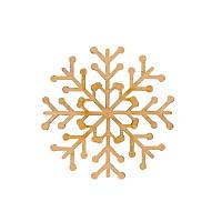 """Заготовка для декорирования """"Снежинка 1"""", фанера"""