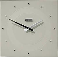Часы настенные White Crystal Preciosa Белые (SPG-w-w)