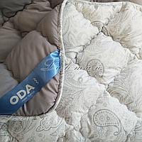 Одеяло полуторное ОДА 155х210 см. | Тепла ковдра, наповнювач холлофайбер | Одеяло стёганное теплое ODA