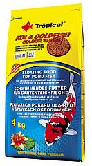 Корм Tropical Koi&Goldfish Basic Sticks для прудовых рыб в палочках 50 л (40352)