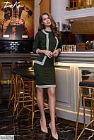 Костюм платье+пиджак, фото 1