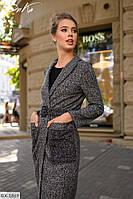 Кардиган женский с большими карманами, фото 1