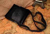 Мужская кожаная сумка Polo. Модель 451, фото 5