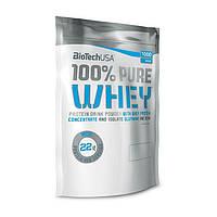 Протеин BioTech 100% Pure Whey 1 kg