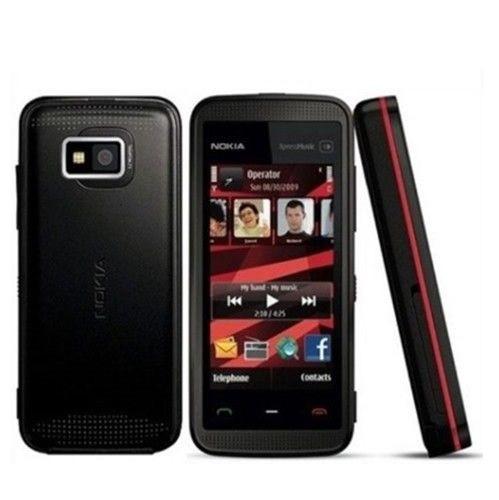 Смартфон Nokia 5530 XpressMusic Black 1000 мАч