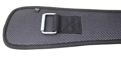 Пояс для тяжелой атлетики неопреновый SportVida SV-AG0093 (XXL) Black, фото 3