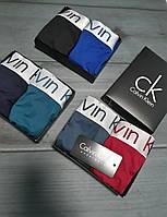 Набор мужскихтрусов / боксёров Calvin Klein ( 2 шт/уп ) Мужские трусы в стиле келвин кляйн