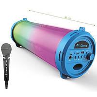 Беспроводная акустика iDance Cyclone CY 401, 50W Blue (CYCLONE401CY)