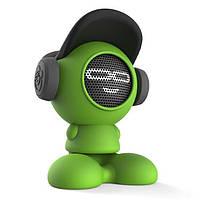 Портативная Bluetooth-колонка IDance Beat Dude 10W Зеленая (BD10GR)
