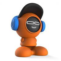 Портативная Bluetooth-колонка IDance Beat Dude 10W Оранжевая (BD10OR)